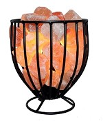 NATURAL HIMALAYAN SALT LAMP (BUY 2 GET 2 FREE)